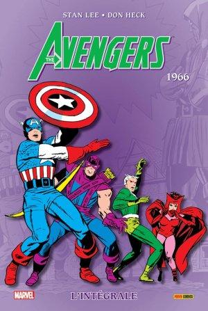 Avengers # 1966 TPB hardcover - L'Intégrale