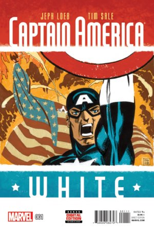 Captain America - Blanc édition Issues (2008 - 2015)