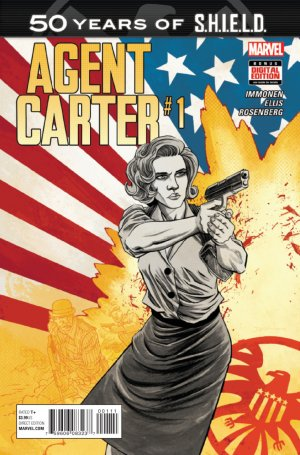 Agent Carter: S.H.I.E.L.D. 50th Anniversary édition Issues V1 (2015)