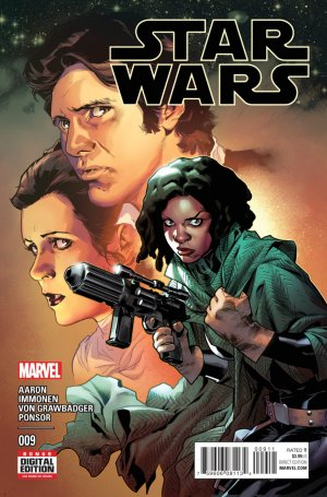 Star Wars # 9 Issues V4 (2015 - 2019)