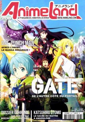 Animeland # 208