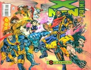 X-Men Prime # 1 Issue (1995)