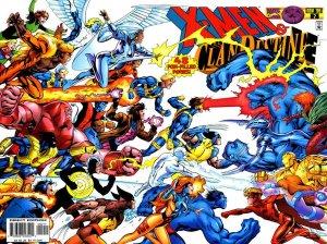 X-men / Clandestine # 2 Issues