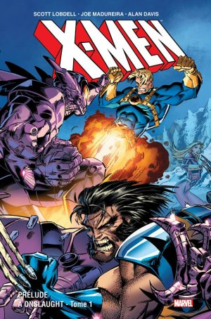 X-Men # 1 TPB hardcover (cartonnée)