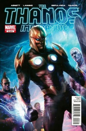 The Thanos Imperative # 2 Issues