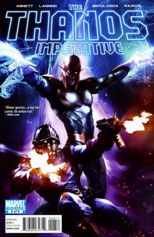 The Thanos Imperative # 6 Issues
