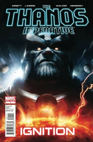 The Thanos Imperative - Ignition édition Issues
