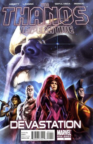 The Thanos Imperative # 1 Issues