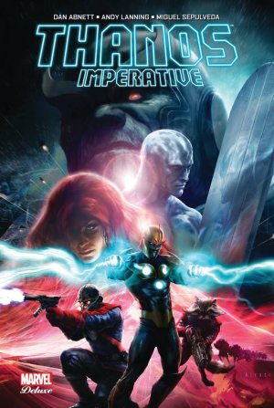 The Thanos Imperative # 1