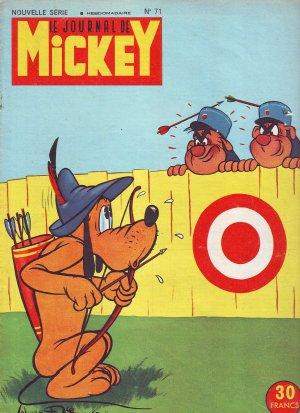 Le journal de Mickey 71