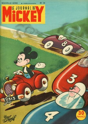 Le journal de Mickey 74
