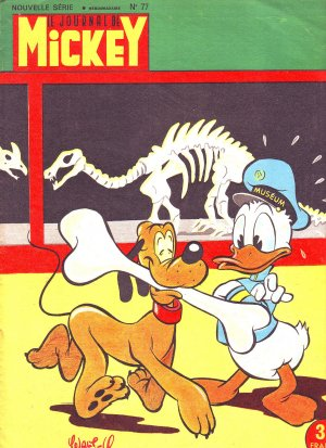 Le journal de Mickey 77
