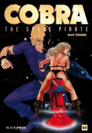 couverture, jaquette Cobra 4  (Black box)