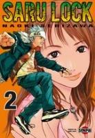 couverture, jaquette Saru Lock 2  (Pika) Manga