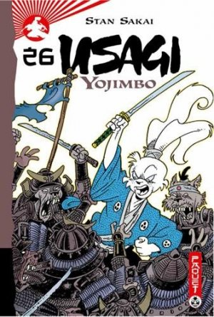 Usagi Yojimbo # 26