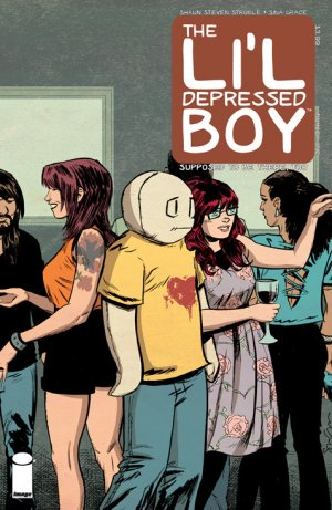 The Li'l Depressed Boy - Supposed to Be There Too édition Issues