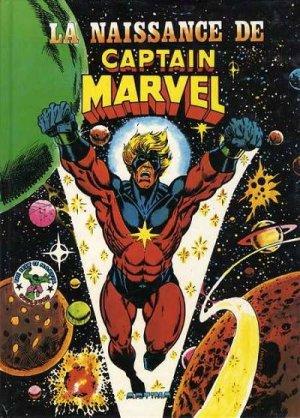 La naissance de Captain Marvel édition TPB hardcover (cartonnée)