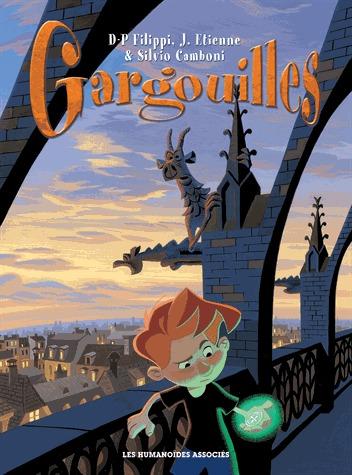 Gargouilles édition intégrale 40 ans