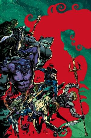 Aquaman # 43 Issues V7 (2011 - 2016) - The New 52