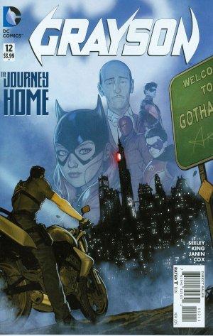 Grayson # 12 Issues V1 (2014 - 2016)