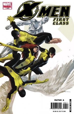 X-Men - First Class édition Issues V1 (2006 - 2007)