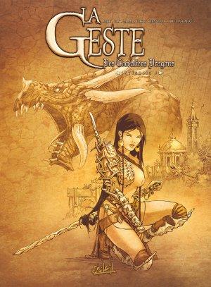 La geste des chevaliers dragons  # 4 Intégrale 2012