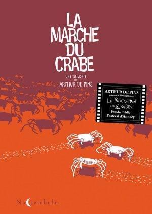 La marche du crabe édition intégrale 2015