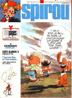Le journal de Spirou # 1856