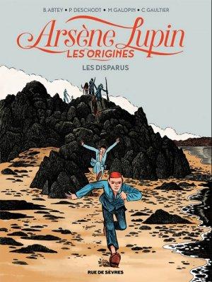 Arsène Lupin - Les origines édition Simple