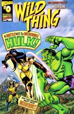 Wild Thing édition Issues V2 (1999 - 2000)