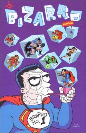 Bizarro Comics # 1 TPB hardcover (cartonnée)