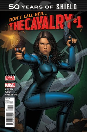 The Cavalry - S.H.I.E.L.D. 50th Anniversary édition Issue (2015)