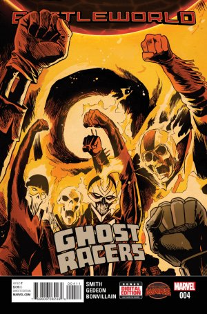 Ghost Racers # 4 Issues V1 (2015)