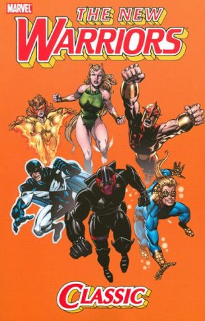 New Warriors classic édition TPB softcover (souple)