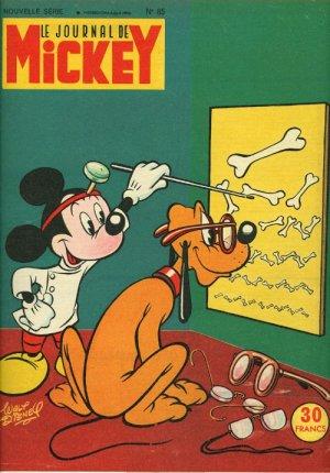Le journal de Mickey 85
