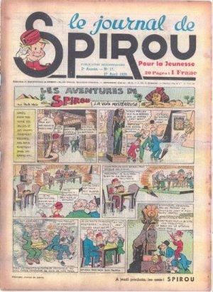 Album Spirou (recueil) # 54