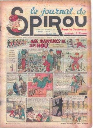 Album Spirou (recueil) # 56