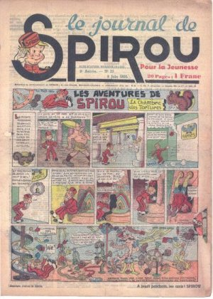Album Spirou (recueil) # 60