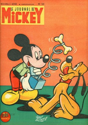 Le journal de Mickey 130