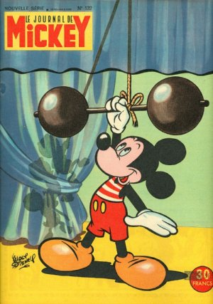 Le journal de Mickey 132