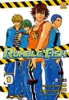 Rumble Fish édition SIMPLE