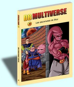 couverture, jaquette Dragon Ball Multiverse 11  (Editeur FR inconnu (Manga))