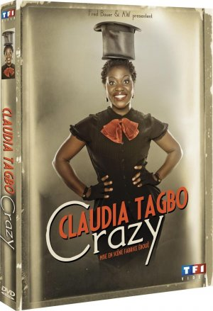 Claudia Tagbo Crazy édition Simple