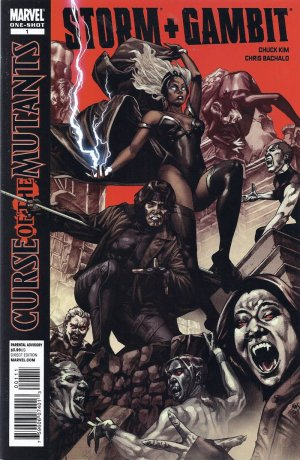 Curse of the Mutants - Storm + Gambit édition Issues