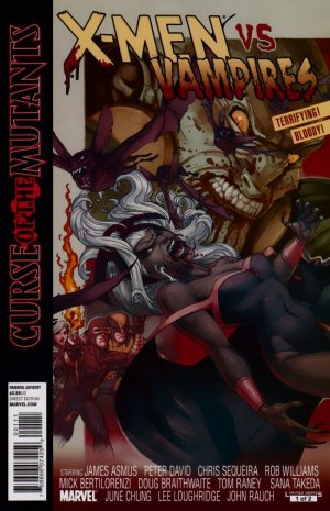 Curse of the Mutants - X-Men Vs. Vampires édition Issues