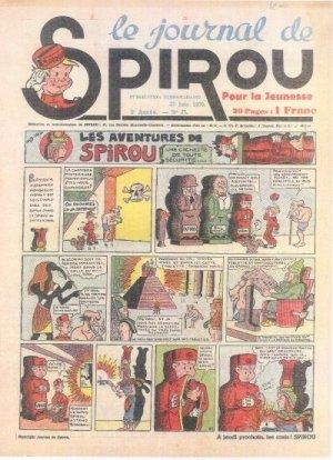 Album Spirou (recueil) # 62
