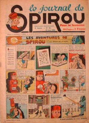 Album Spirou (recueil) # 63