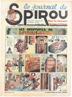 Album Spirou (recueil) # 65