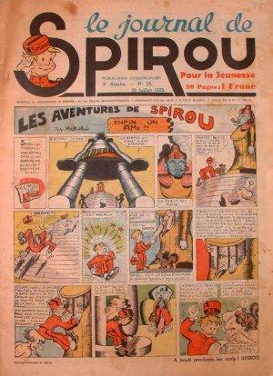 Album Spirou (recueil) # 66