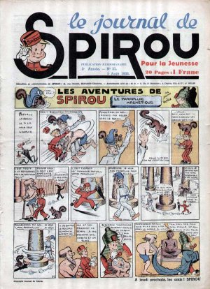 Album Spirou (recueil) # 68